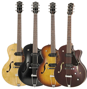 Godin 5th Avenue CW Kingpin II Archtop