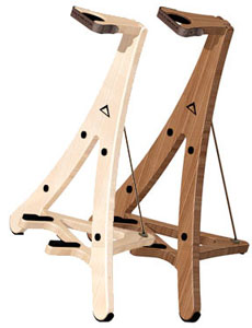 Ultimate Support AXW Wood Guitar Stand
