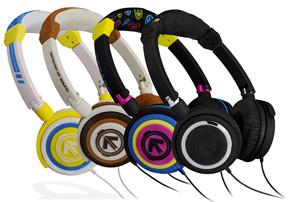 AERIAL7 Phoenix Headphones