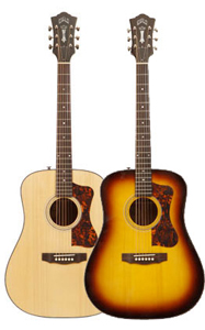 Guild D-40 Bluegrass Jubilee