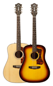 Guild D-50 Bluegrass Special
