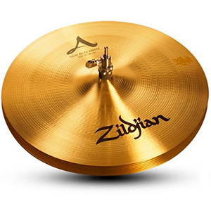 Zildjian A New Beat Hi Hats - 13 Inch