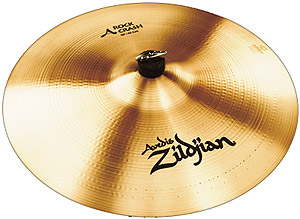 Zildjian A Rock Crash