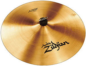 Zildjian A Medium Crash - 17 Inch