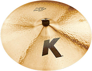 Zildjian K Custom Dark Ride - 22 Inch [K0967]