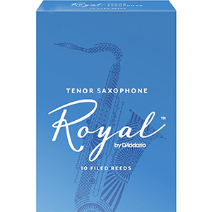 Royal Tenor Sax Reed 4 - Box of 10