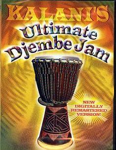 MVP Kalanis Ultimate Djembe Jam (DVD)
