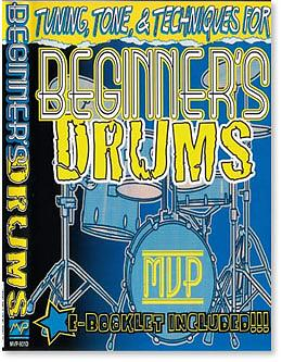 MVP Beginners Drums (DVD)