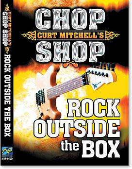 MVP Chop Shop Rock Outside the Box(DVD)