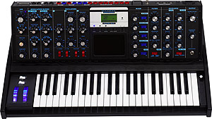 Moog Minimoog Voyager Electric Blue V3.0