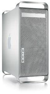 Mac Pro with two 2.66GHz Intel Xeon
