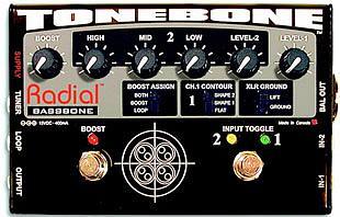 Radial Tonebone Bassbone