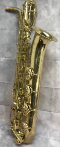 Pre-Owned * Selmer Super Action 80 Series II Baritone Sax Outfit