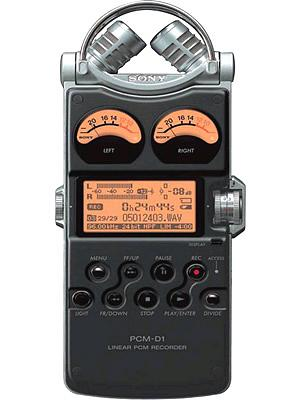 Sony PCM-D1 [PCMD1]