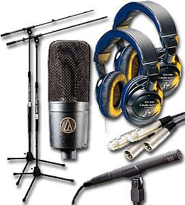 Audio Technica AT Studio Pac One