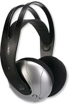 K 206 Headphones