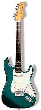 Fender American Vintage 62 Stratocaster® - 3 Tone Sunburst W/C RW [0100100800]