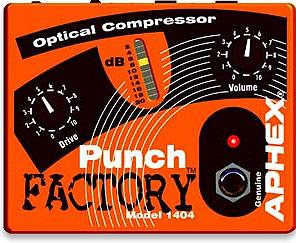 Aphex Punch Factory Pedal