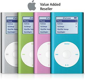 4GB iPod mini Blue