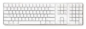 Apple Wireless Keyboard M9270LL/A [M9270LL/A]
