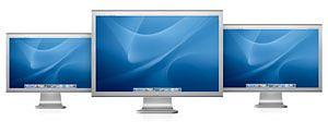 Apple 23 Inch Cinema Display M9178LL/A [M9178LL/A]