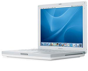 Apple 12 inch iBook G4 1.33GHz