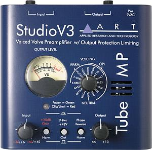 ART Tube MP Studio V3 [TUBEMPSTV3]
