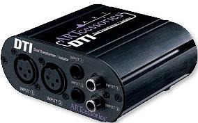 ART DTI (Dual Transformer/Isolator)