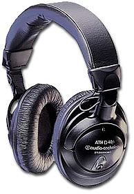 Audio Technica ATH-D40fs [ATHD40fs ]
