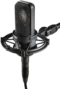 Audio Technica AT4040 w/ shockmount