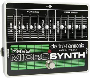 Electro Harmonix Bass MicroSynth [BASSMICRO]