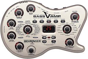 Behringer BASS V-AMP [LX1B]