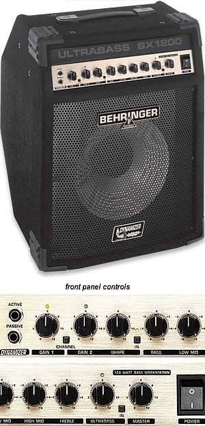 Behringer BX1200  [BX1200]