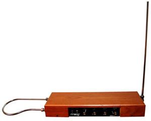 Moog Etherwave Standard Theremin - Ash Cabinet