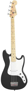 Squier Bronco™ Bass - Black [0310902506]