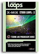 Cakewalk X-MIX Studio Loops 2
