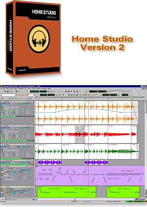 Cakewalk Home Studio Version 2