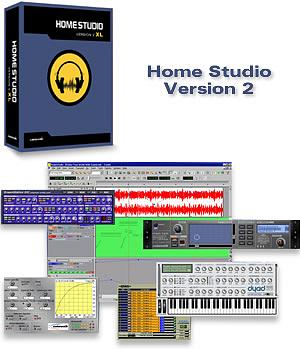 Cakewalk Home Studio Version 2 XL