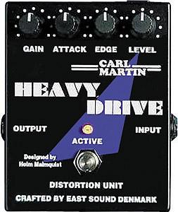 Carl Martin Heavy Drive