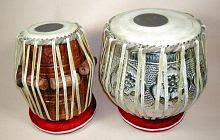 Casa MU95C Indian Tabla Set w/Case