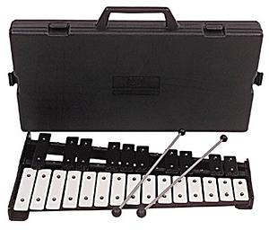 CB Percussion CB Chromatic Bell Kit w/ Plastic Case [6854_07406]