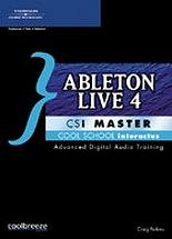 Cool School CSi Ableton Live 4 Master