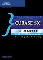 Cubase SX 2.0 (Mac or PC)