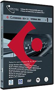 Cubase SX3 Level 1 - Tutorial DVD