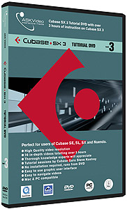 Ask Video Cubase SX3 Level 3 - Tutorial DVD []