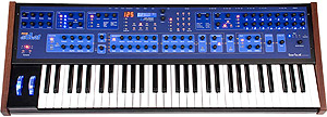 Dave Smith Poly Evolver Keyboard