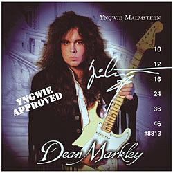 Dean Markley 8813 Yngwie Malmsteen Approved (10-46)
