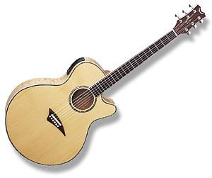 Dean Performer QSE in Gloss Natural