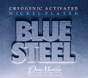 Dean Markley 2554 Blue Steel Cryogenic