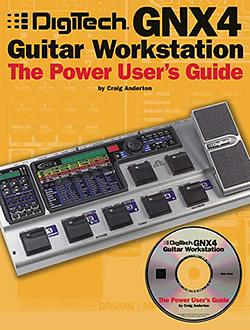 Digitech GNX4 Users Guide [18-0340]